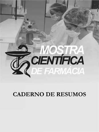 Anais da Mostra Científica de Farmácia 2014.2