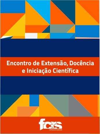 Anais do X Encontro de Extensão, Docência e Iniciação Científica (EEDIC)